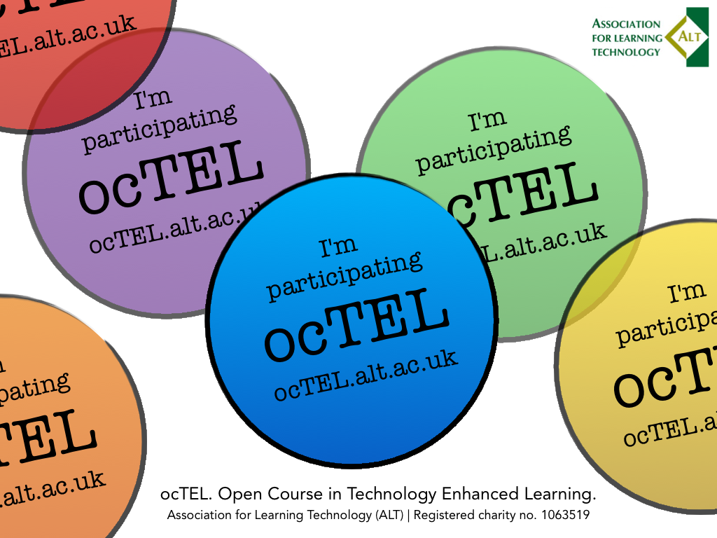 ocTEL badges